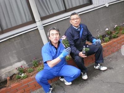 20130314花壇作り3